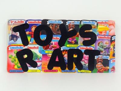 Toys R Art by Itamar Shimshony